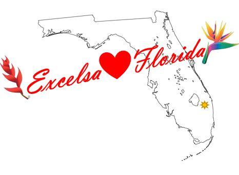 Excelsa Loves Florida
